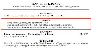 career profile resume professional profile resume examples career profile resume examples