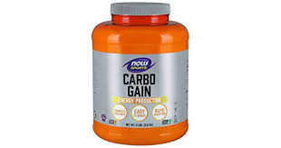 Now <b>Sports Carbo Gain</b> Powder Diet Supplement, <b>8</b> Lbs: Buy Online ...