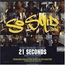 21 Seconds [UK CD]