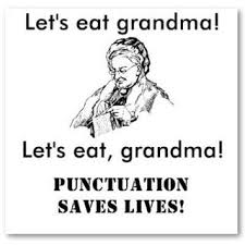 Image result for cartoon punctuation marks