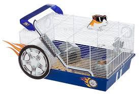 <b>Клетка для грызунов Ferplast</b> Dragster 50х35х25 см — купить по ...