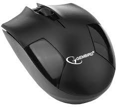 <b>Мышь Gembird MUSW-300 Black</b>: купить за 320 руб - цена ...
