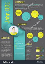professional resume template design t templates mockup 19 p modern curriculum vitae cv resume te