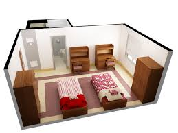 home decor plan 3d room designer online free for best master bedroom with two amazing single awesome 3d floor plan free home design