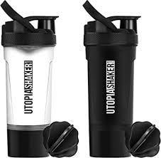 Utopia Home [2-Pack] Shaker Bottle - Fitness Sports ... - Amazon.com