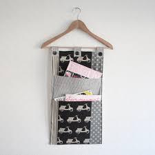 diy wall mounted bathroom magazine rack