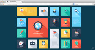how to demonstrate new skills an online portfolio skilledup