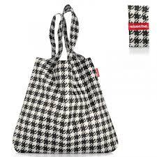 <b>Сумка складная</b> REISENTHEL <b>Mini Maxi</b> Shopper Fifties Black ...