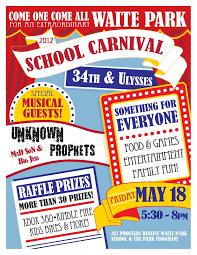 school carnival poster image google search school carnival carnival sign