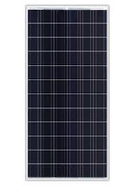 Ameresco Solar AMS200J 200 Watt <b>24 Volt</b> Poly <b>Solar Panel</b>