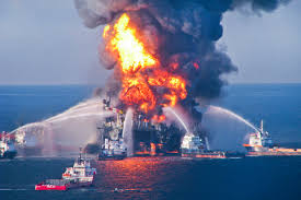 u s department of defense photo essay fire boat response crews battle the blazing remnants of the oil rig deepwater horizon off the