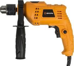 <b>Дрель ударная Вихрь</b> ДУ-500, оранжевый 500 Вт 3000 об/мин ...