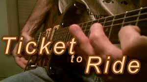 she s got a ticket to ride in beatles cover lyrics she s got a ticket to ride in 2016 beatles cover lyrics cc