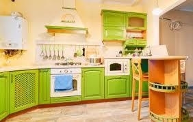 <b>Прованс Зеленый</b> Выполненный проект <b>Кухни</b> — каталог фото