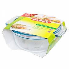 <b>Кастрюля</b> круглая 3.3л Pyrex <b>Smart Cooking</b> 112A000N - купить в ...