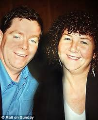 Séamus and Carol Moore, who escaped the wrecked liner. The Irish couple who dramatically escaped a sinking Italian luxury cruise ship have described the ... - article-0-0F76695500000578-989_306x376