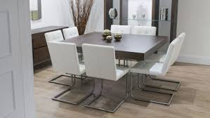 Square Dining Room Table With 8 Chairs Dining Small Dining Room Spaces With Square Dining Table Design