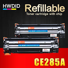 <b>HWDID 2Pcs CE285A</b> 85a 285a 285 Compatible Toner Cartridge for ...