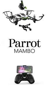 Обзор <b>квадрокоптера Parrot Mambo</b>