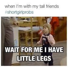 16 Problems every Short Girl UndergoesViral Chronics via Relatably.com