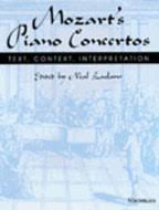 <b>Mozart's Piano Concertos</b>