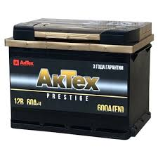 <b>AKTEX</b> Аккумулятор <b>АКТЕХ</b> PRESTIGE 60 А/ч EN 600 А ОП ...