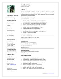 sample accounting resume template newsound co junior accountant resume examples chartered accountant resume cover letter accountants junior accountant resume