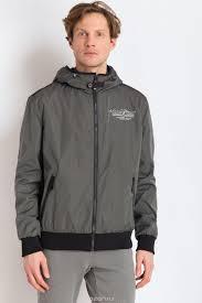 Куртка мужская. B18-22004, цвет: темно-зеленый - купить ...