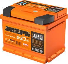 Автомобильный аккумулятор <b>Зверь 6СТ</b>-<b>60.1</b>