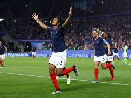 Women's World Cup <b>2019</b>: <b>Nigeria</b> 0 - 1 <b>France</b>, as it happened ...