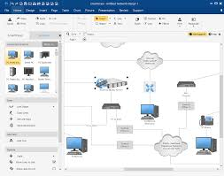diagram software   try smartdraw    s free diagramming makernetwork diagram