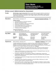 resume template for administrative assistant service resume resume template for administrative assistant administrative assistant resume for better job opportunities administrative assistant resume entry