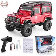 RGT RC Crawler 1:24 Scale 4wd Off Road Rock ... - Amazon.com
