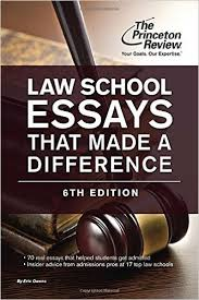 law school essays that made a difference th edition graduate  law school essays that made a difference th edition graduate school admissions guides th edition