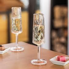 <b>Бокал для шампанского Superglas</b> CLUB NO. 5, 100 мл, розовый ...