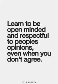 Open Minded Quotes on Pinterest | Ignorance Quotes, Atmosphere ... via Relatably.com