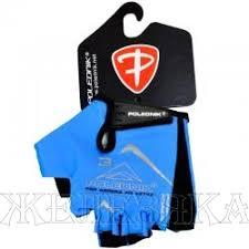 <b>Перчатки</b> велосипедные синие <b>р</b>.<b>3 F</b>-<b>3 POLEDNIK</b>