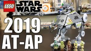 <b>LEGO Star Wars</b> 2019 AT-AP Walker Review! Set <b>75234</b>! - YouTube