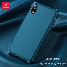 XUNDD Vegan Leather <b>Case</b> For iPhone 7 <b>Case Luxury Shockproof</b> ...