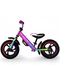 Детский <b>беговел Small Rider Roadster</b> Deluxe (радужный ...