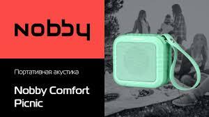 Обзор на <b>портативную</b> акустику (<b>колонку</b>) <b>Nobby</b> Comfort <b>Picnic</b> ...