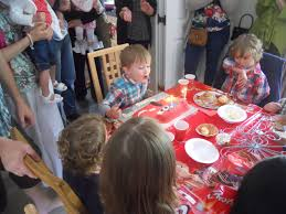 GourmetMummy Parties at home are definitely the way forward for us The Birthday Boy. Happy 4th Birthday gorgeous boy xxx