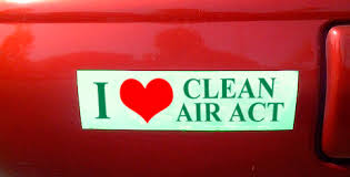 Image result for clean air act images