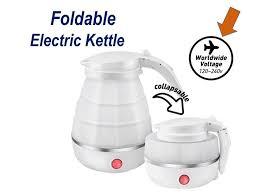 <b>New</b> Invention Foldable Cordless Arabian Jug <b>Electric</b> Tea Kettle ...