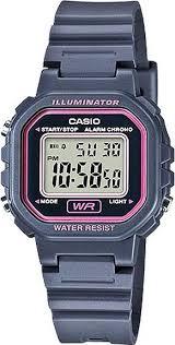 Наручные <b>часы CASIO LA</b>-<b>20WH</b>-<b>8A</b> — купить в интернет ...