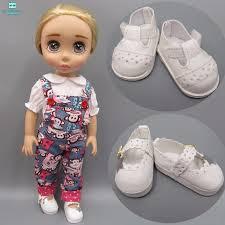 2018 <b>NEW</b> 6.5cm mini White casual shoes fits <b>dolls</b> fits 1/4 BJD <b>dolls</b> ...