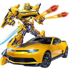 Робот <b>трансформер MZ</b> Chevrolet Camaro - <b>MZ</b>-2367PF | роботы ...