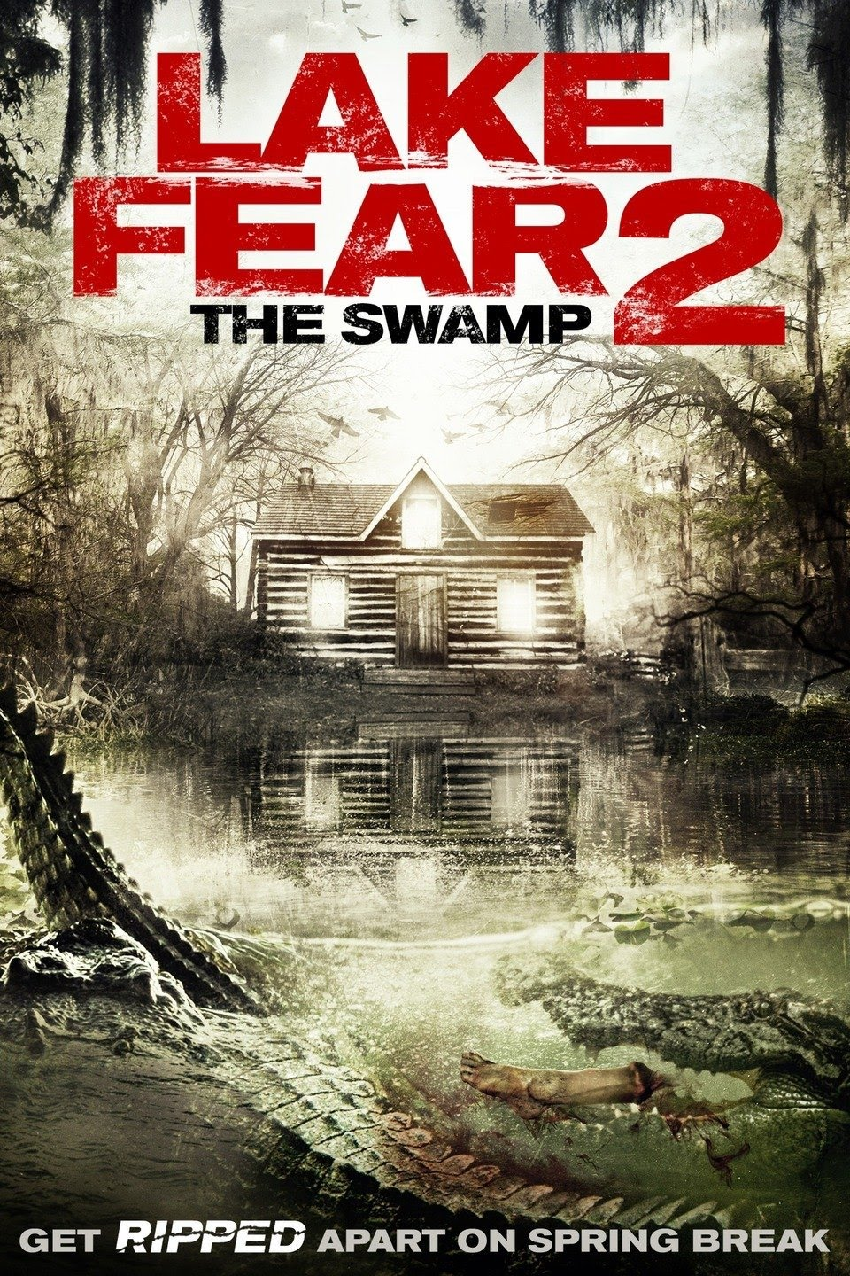 Download Lake Fear 2: The Swamp (2016) {English With Subtitles} BluRay 480p | 720p