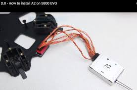 connecting a to esc dji forum how to install a2 on s800 evo jpg