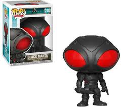 <b>POP</b> Heroes: Aquaman - <b>Black Manta</b> by <b>FUNKO</b> | Barnes & Noble®